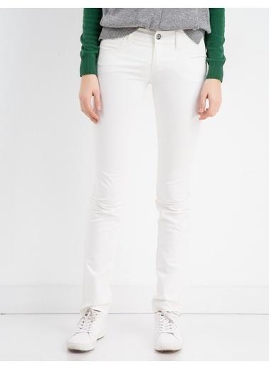 Emporio Armani Pantolon Beyaz